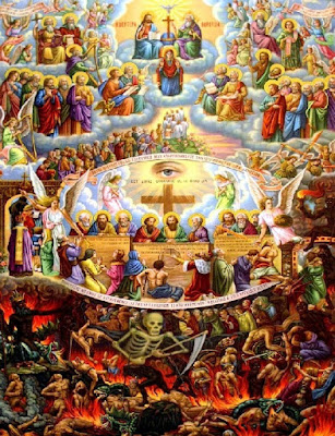 Το Ευαγγέλιο της Κυριακής 19 Φεβρουαρίου 2017 – Απόκρεω. (Ματθ. κε´ 31-46)