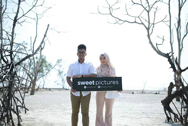 PRE-WEDDING BERSAMA SWEETPICTURES