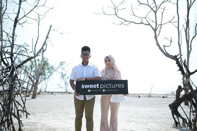 PRE-WEDDING BERSAMA SWEETPICTURES