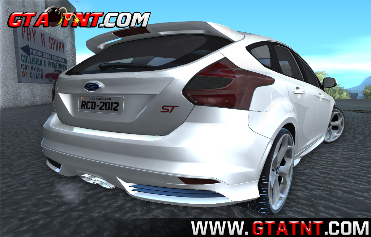 2012 2013 ford focus st performance upgrades modifications html autos weblog. Black Bedroom Furniture Sets. Home Design Ideas
