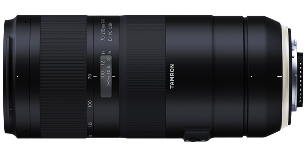 Tamron 70-210mm f/4 Di VC USD (A034)