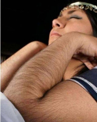 smra hairy arms
