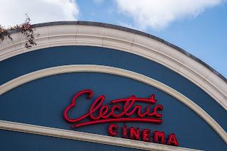 London Portobello Road, Sign Electric Cinema