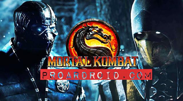 لعبة Mortal Kombat X v1.19.0 مهكرة كاملة للأندرويد (اخر اصدار) logo