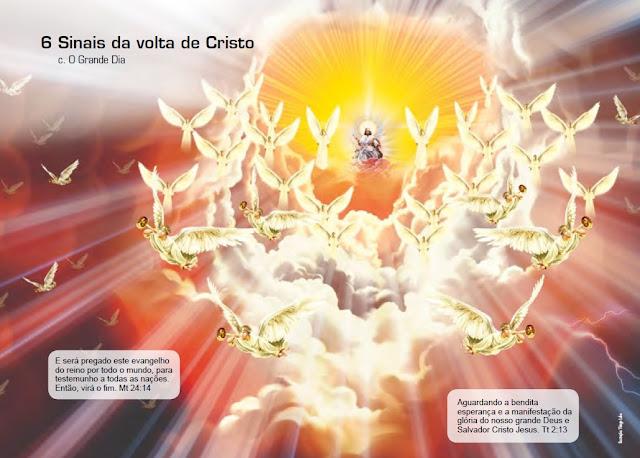 6 Sinais Volta de Cristo
