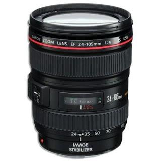 Canon EF 24-105mm f/4L IS USM AF Lens