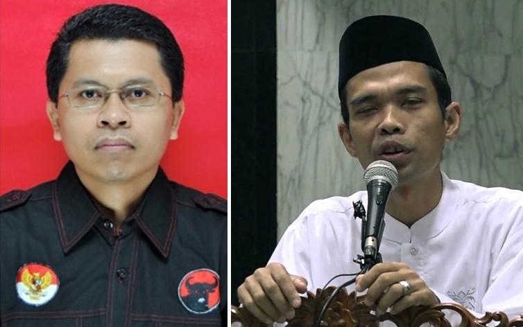 Zuhairi Misrawi vs Ustadz Abdul Somad