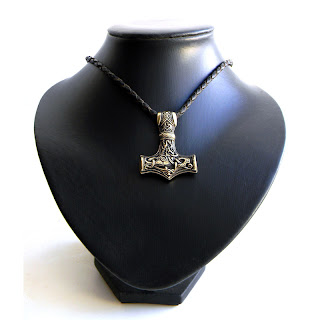купить кулон молот тора  купить мужской кулон амулет молот тора из бронзы фото цена