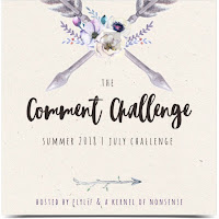 July commenting challenge