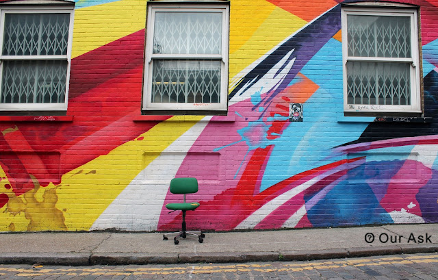 Wall Paint - Modern Art