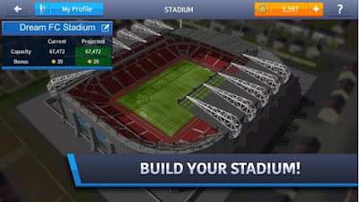 Dream League Soccer 2017 v4.16 Apk Mod Hack (Unlimited Coins)