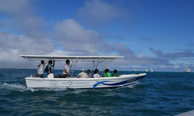 Galapagos´ Inter-Island Transportation