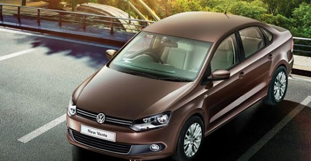 Volkswagen Vento 2015 Facelift