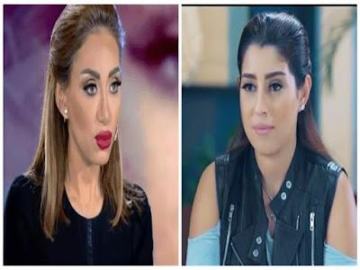 """بعد تصريحاتها في """"شيخ الحارة"""".. ريهام سعيد لـ""""اَيتن عامر"""": """"مش هرد عليكي احترامًا لأختك"""""""