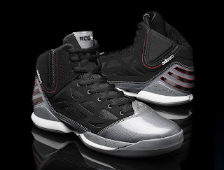 Derrick Rose For adiZero Rose 2.5 Pair To The NBA Playoffs