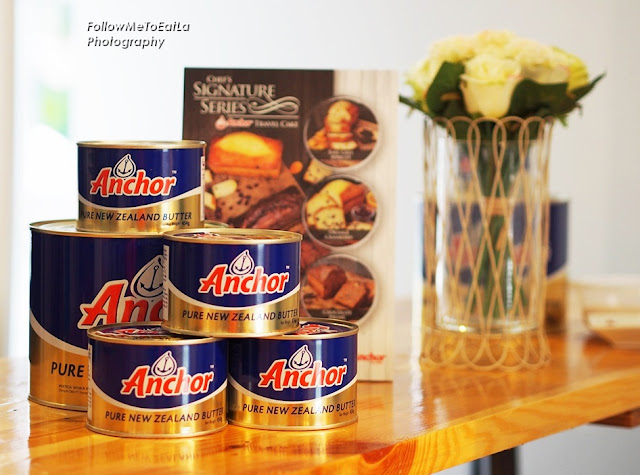 Anchor Tinned Butter ~ Perfect For Travel Cakes