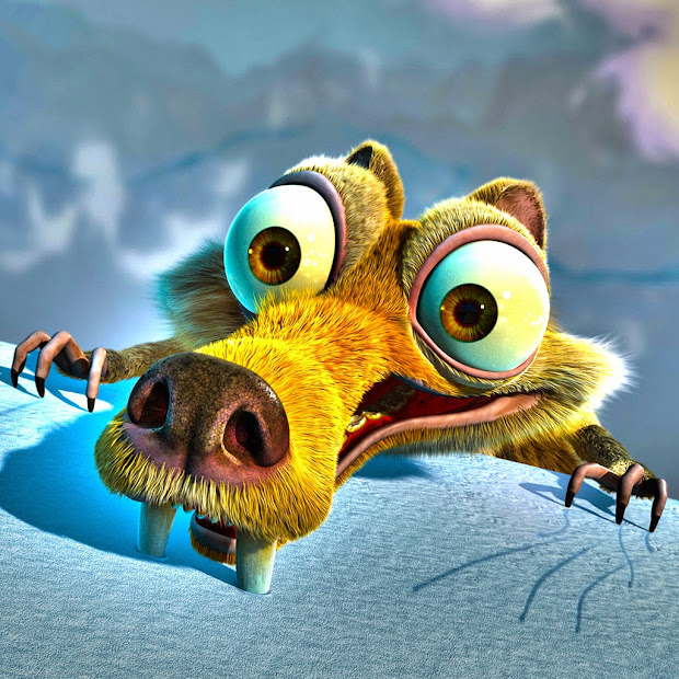 Image result for scat from ice age