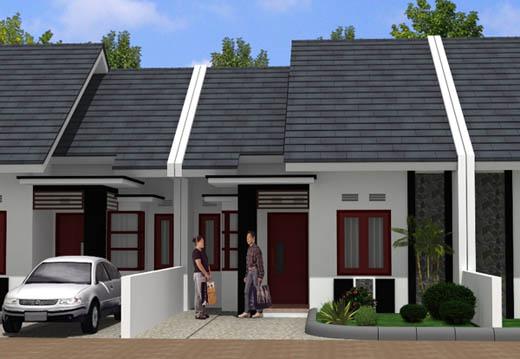 Desain Rumah Modern Desain Rumah Dan Contoh Rumah Minimalis Type 36