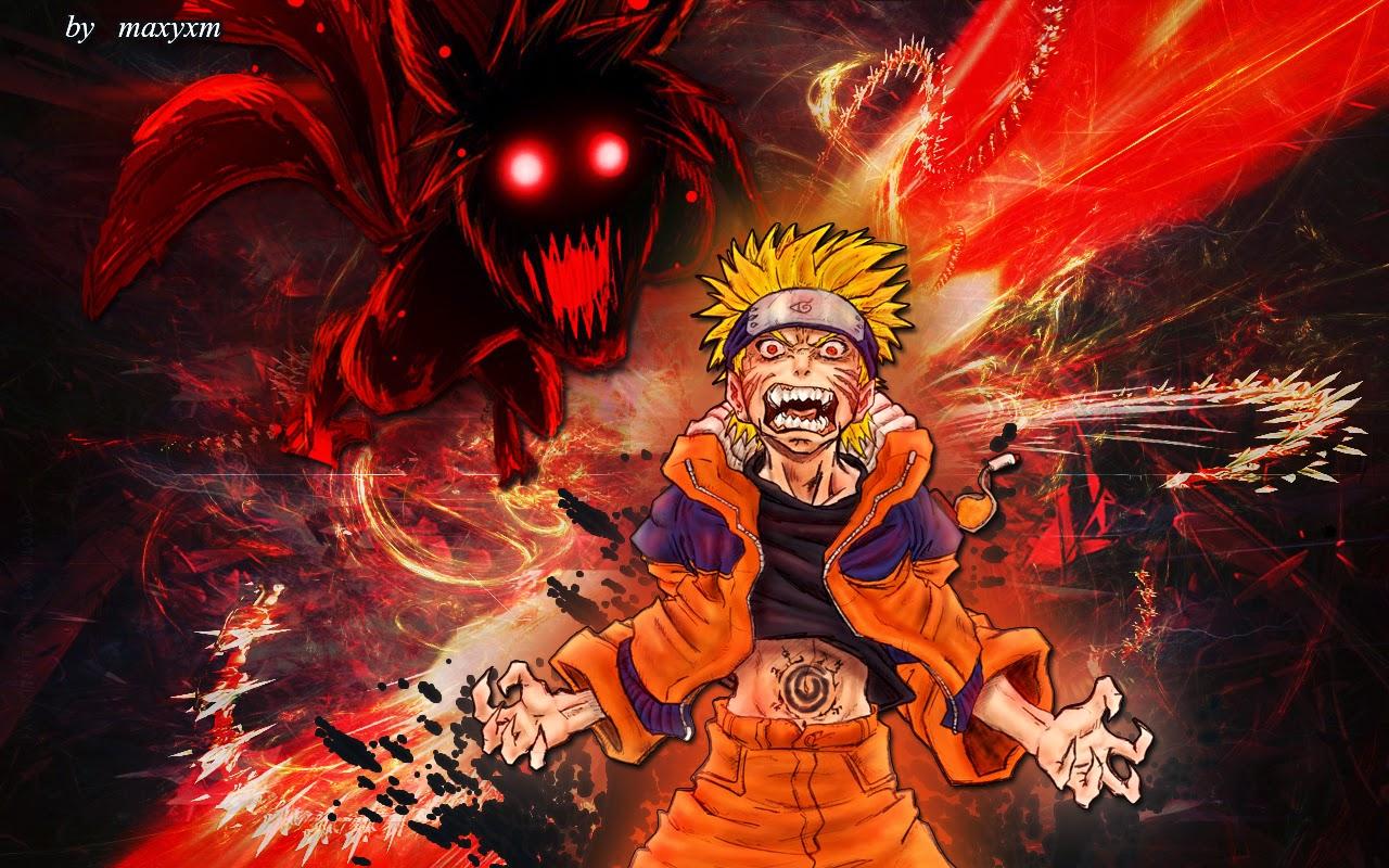 Wallpaper Naruto Terkeren