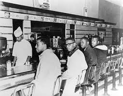 Greensboro Four, February 1, 1960, Greensboro, NC