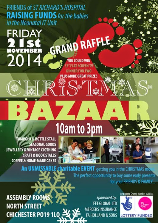 This week Christmas Bazaar Chichester