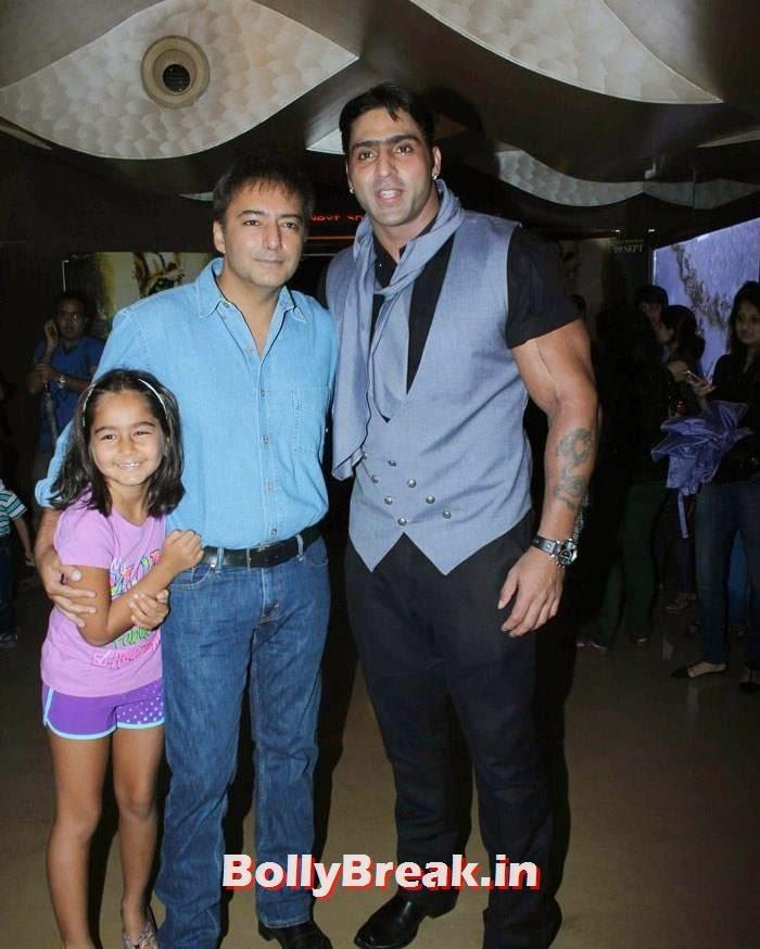 Kamal Sadanah, Varinder Singh, Celebs at 'Roar' Movie First Look Launch