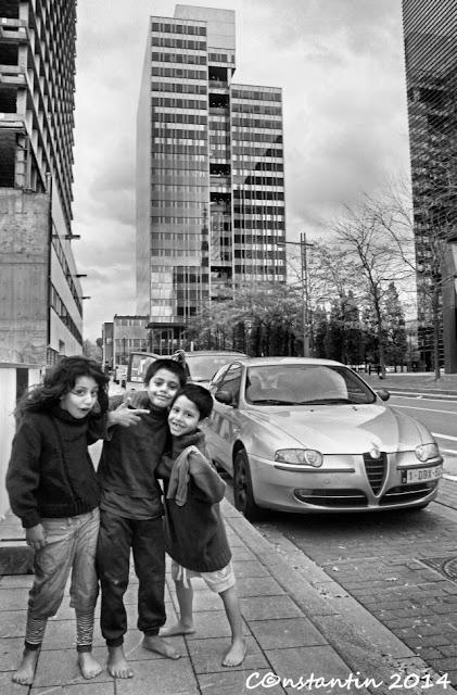 Totul este sã ai o atitudine pozitivã-Bruxelles - blog FOTO-IDEEA