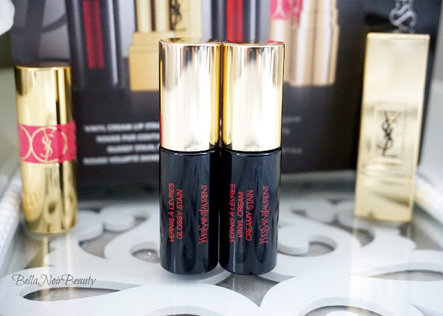 YSL Ultimate Lip Wardrobe | bellanoirbeauty.com