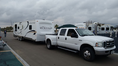 Europe - UK - Spain delivery, transport and towing service for 5th wheels, caravans and trailers.