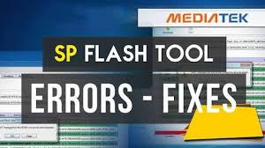 HOW TO FIX BROM ERRORS IN SP FLASH TOOL
