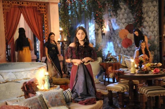 Betânia, figurino segunda temporada de Os Dez Mandamentos