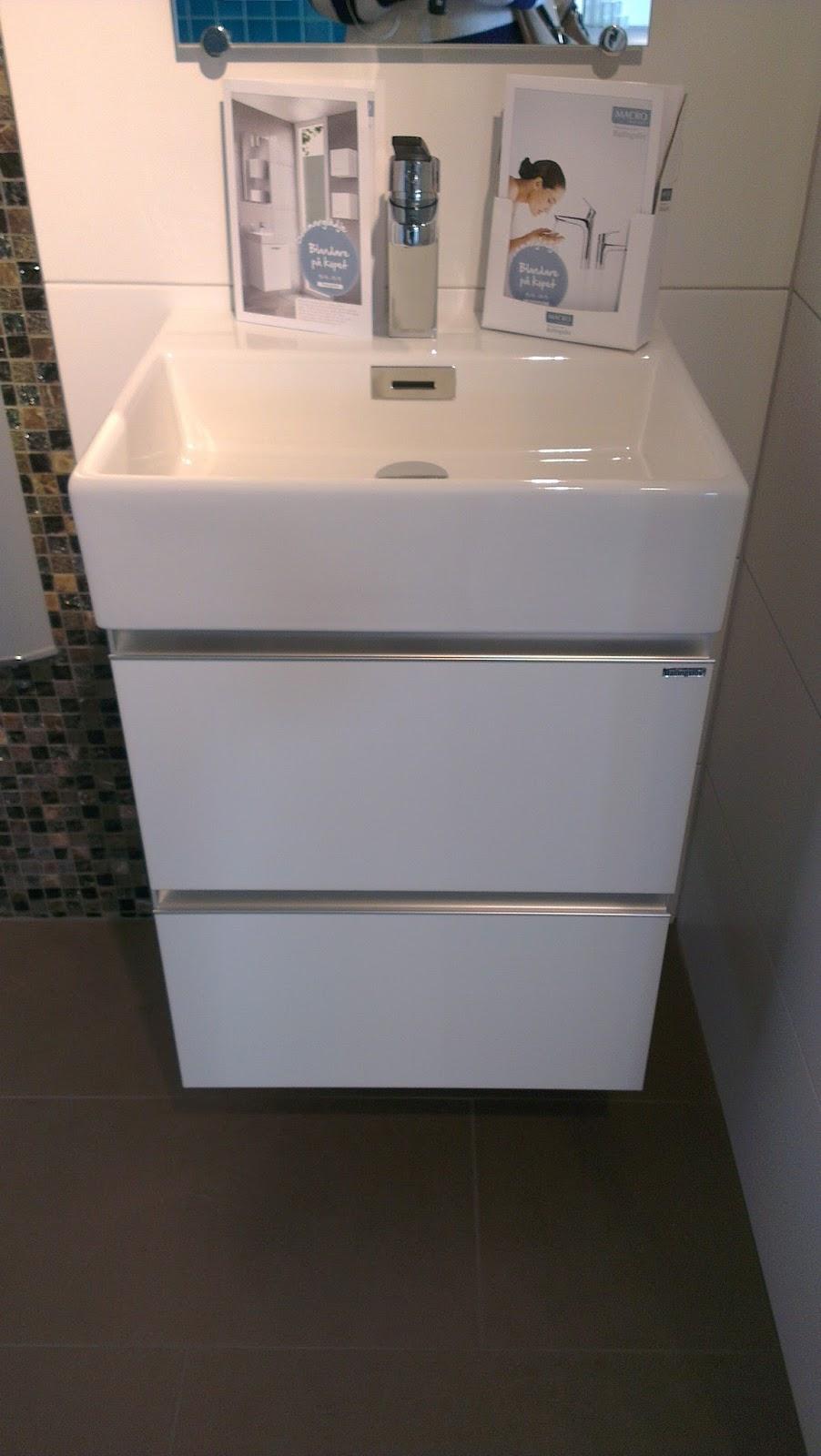 Avstånd handfat spegelskåp Kakel till kök och badrum