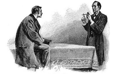 Happy Birthday Sherlock Holmes 06 Jan 1854