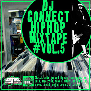 DJ Connect Hip Hop Mixtape Vol 5