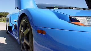 Dream Fantasy Cars-Bugatti EB110