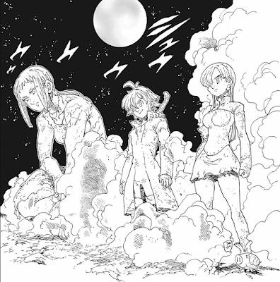 """Reseña de """"SEVEN DEADLY SINS"""" vols. 21 y 22 de Suzuki Nakaba - Norma Editorial"""