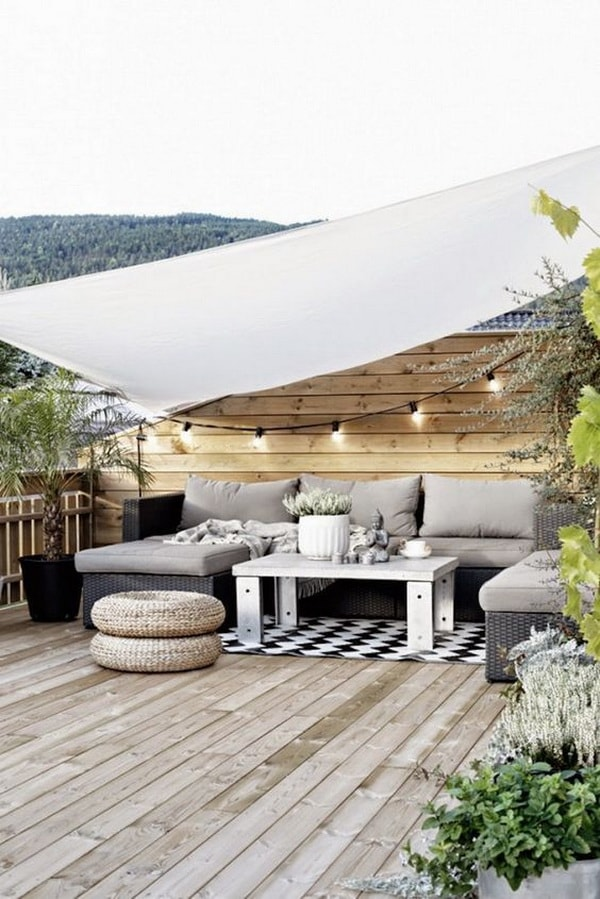 Discover The Advantages of Sail Awnings - Exterior Design Ideas 11