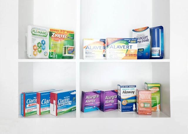 Die besten Allergie Medikamente