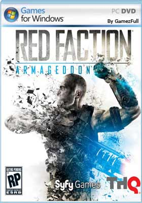 Red Faction Armageddon PC Full Español | MEGA