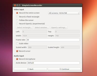 Como instalar o Simple Screen Recorder 0.3.6 no Ubuntu, Linux Mint e derivados!