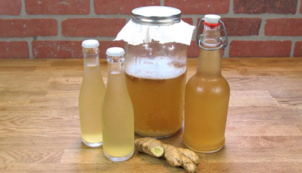 Water Ginger, The Healthiest Drink To Burn All The Fat Of The Belly, Back And Thighs!