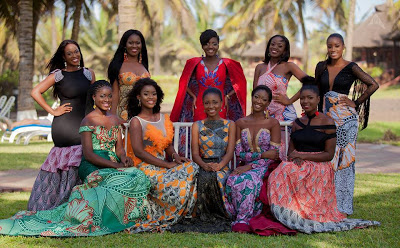 PHOTOS: 10 Beauty Queens For 2016 (@MissMalaikaGH) Miss Malaika Ghana Grand Finale… Who Wears The CROWN?