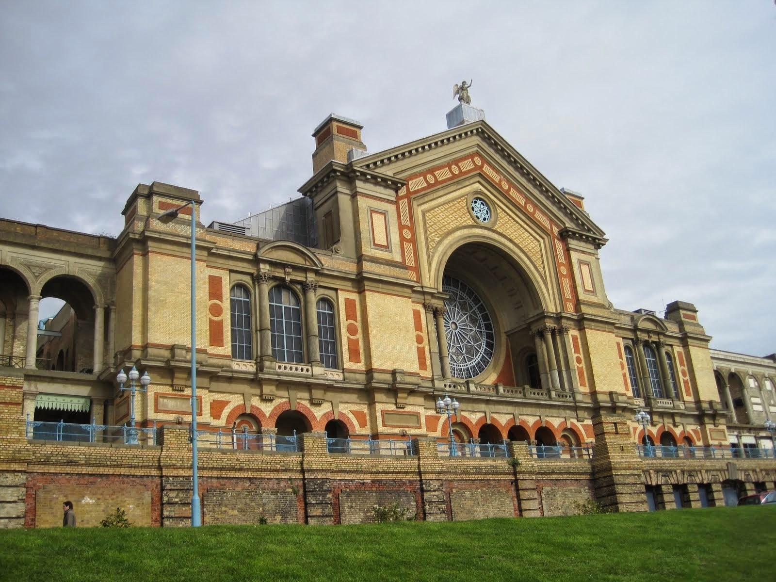 Crafting At Alexandra Palace