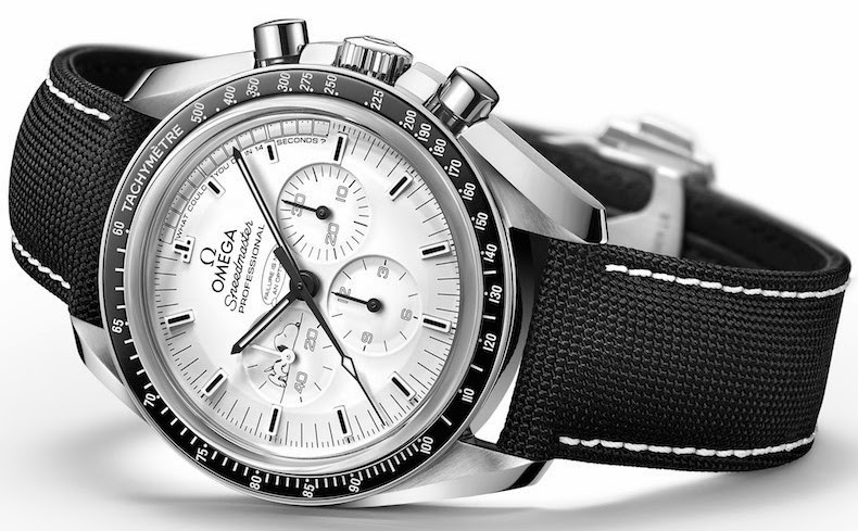 Montre Omega Speedmaster Apollo 13 Silver Snoopy Award