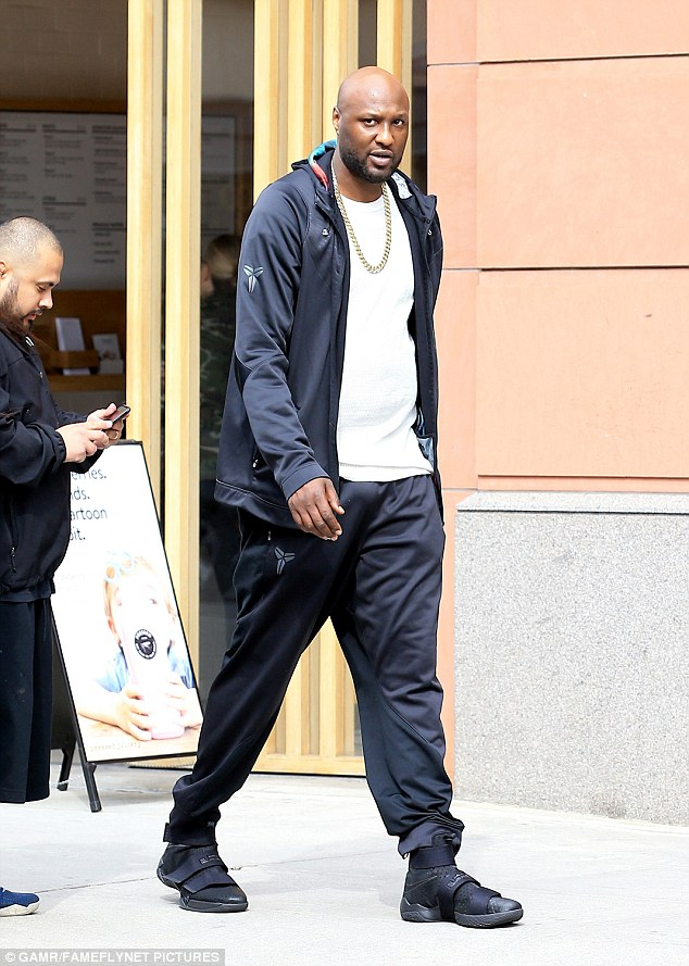 Lamar Odom To Document Road To Recovery In Reality Series_1