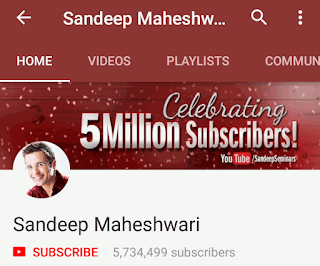 sandeep maheswar, most popular youtubers in india, indian youtuber