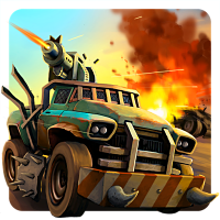 Tải Game Dead Paradise The Road Warrior Hack Full Tiền Cho Android