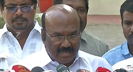 Minister Jayakumar press meet | Fishermen meets CM