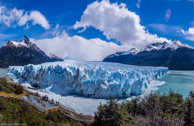 Conhecer a Geleira Perito Moreno