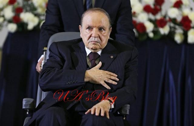 Algerian President Bouteflika resigns amid mass protest